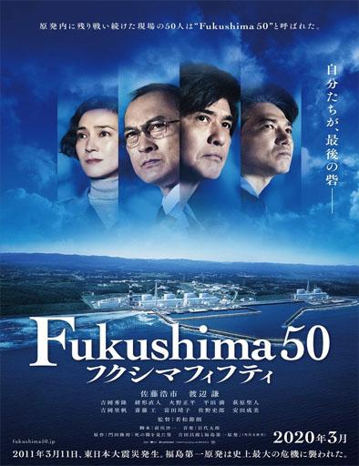 pelicula Fukushima: Amenaza nuclear