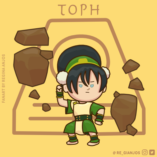 Toph Jigsaw Puzzle