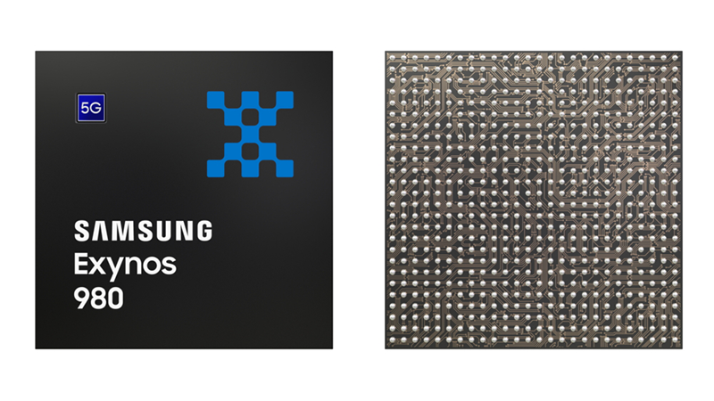 Samsung intros Exynos 980, its first 5G integrated mobile chip!