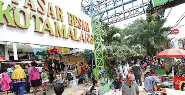 Pasar Besar Kota Malang