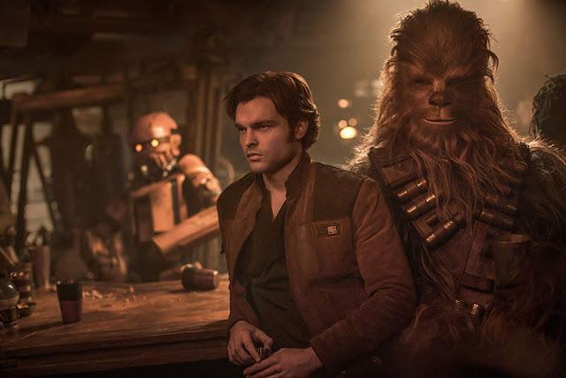 """""""Han Solo: Uma História Star Wars"""" estreia neste sábado no Telecine Premium"""