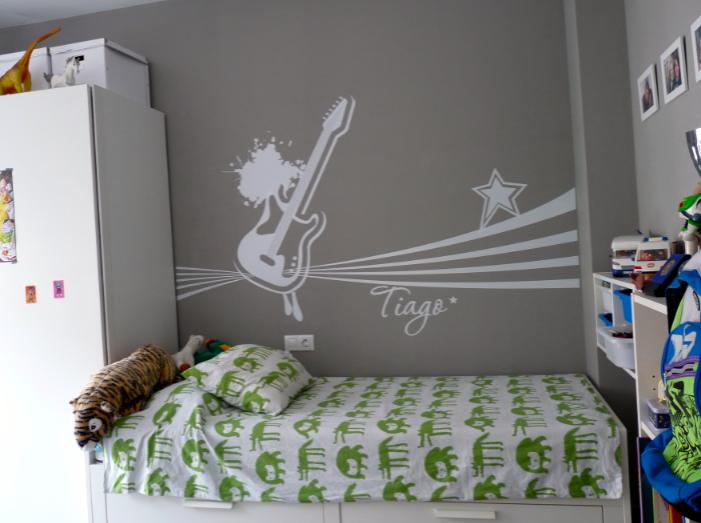 Cambio de look habitaci n infantil el blog de clementina - Decoraciones habitaciones infantiles ...