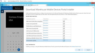 Dr  Alex: Warehouse Mobile Devices Portal for New Microsoft