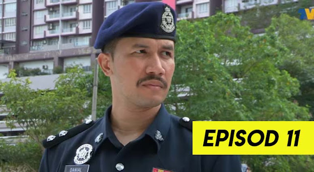Drama Gerak Khas The Finale Episod 11 FULL