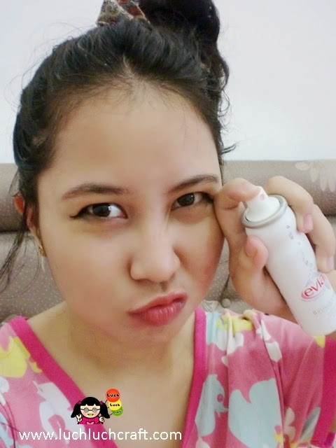 Beauty: Evian Facial Spray Review