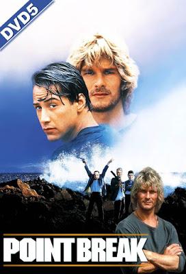 Point Break 1991 DVD R1 NTSC Latino