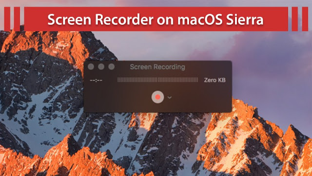 How To Perform Screen Recording On MacOS