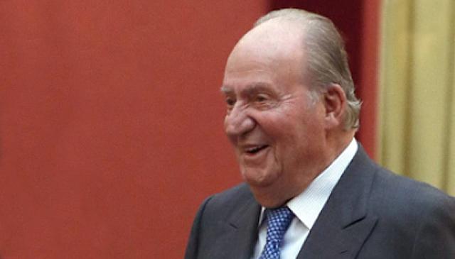 Juan Carlos I recibe 153.000 euros en su primer año como jubilado