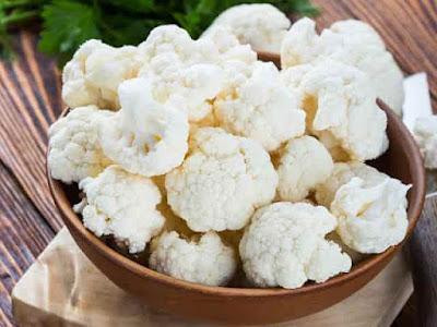 Cauliflower in pregnancy
