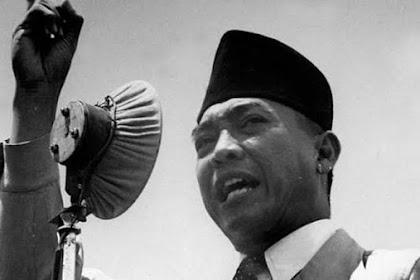 Soekarno Mengakui Spirit Nabi Muhammad dalam Merebut Kemerdekaan RI