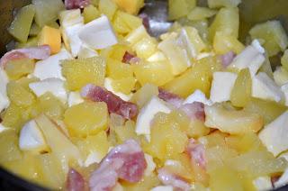 ricetta tortino patate formaggi