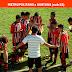 Copa São Paulo: Sub-15 do Metropolitano perde para líder do grupo