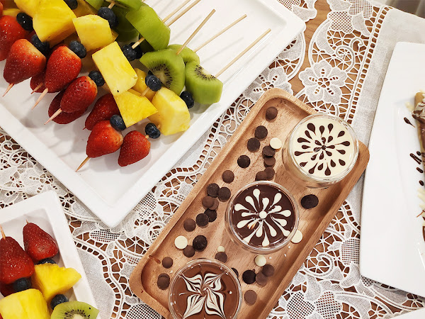 Places To Eat: Belgische Chocolatier