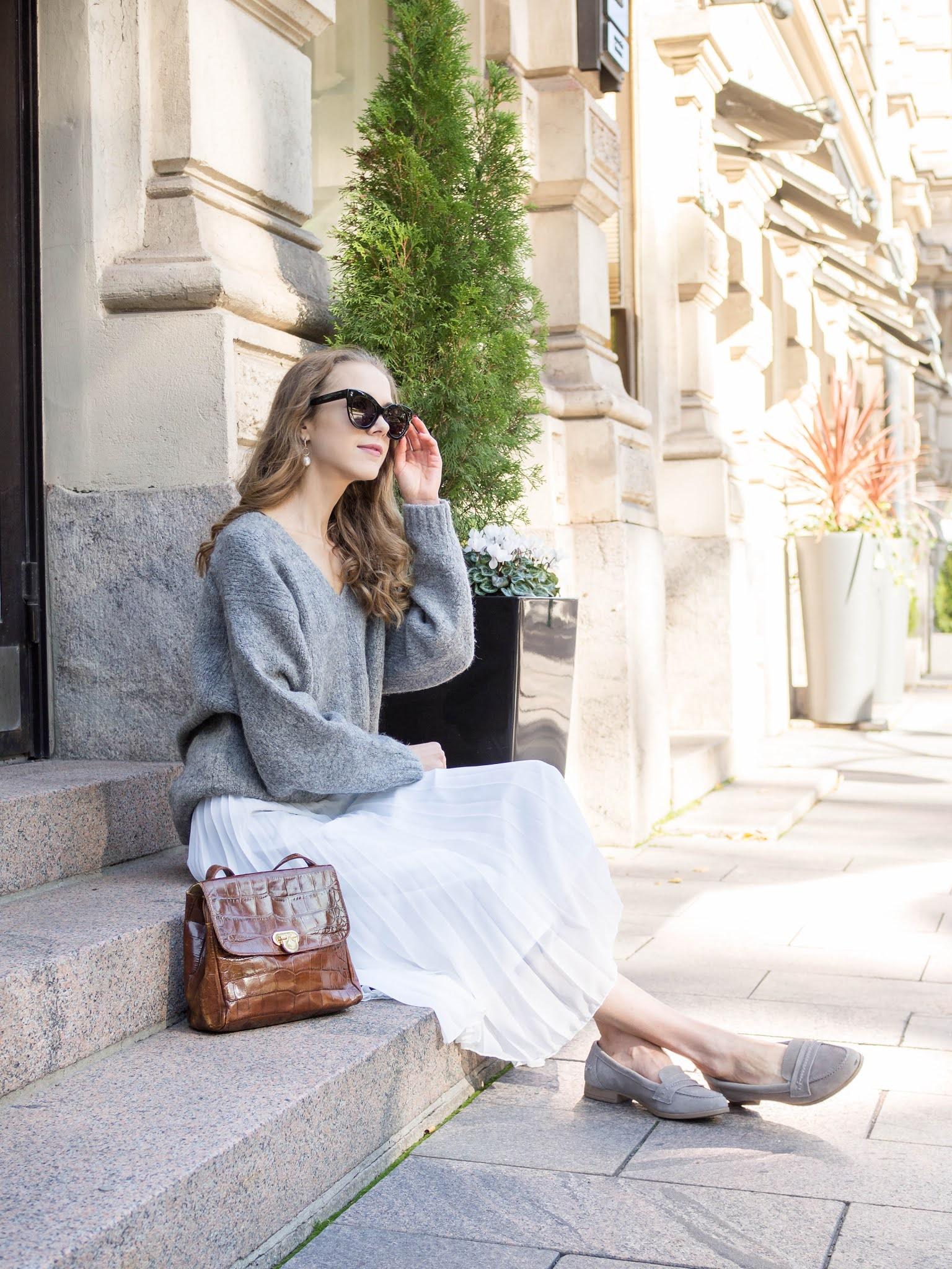 Kuinka pukeutua kuin pariisitar // How to dress Parisian