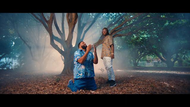 Video : DJ Khaled ft Lil Wayne  Jeremih  THANKFUL