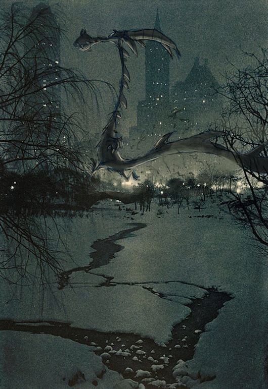Hijacking references/inspirations: Adolf Fassbender