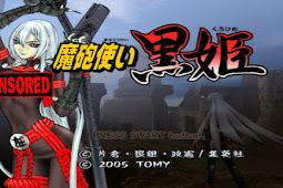 Mahou Tsukai Kurohime PS2 ISO