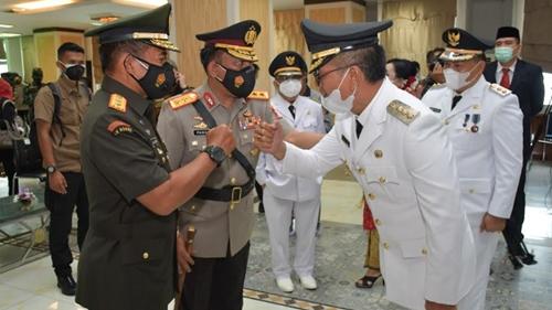 Pangdam I/BB Harapkan Kepala Daerah yang Dilantik Amanah untuk Sejahterakan Rakyat