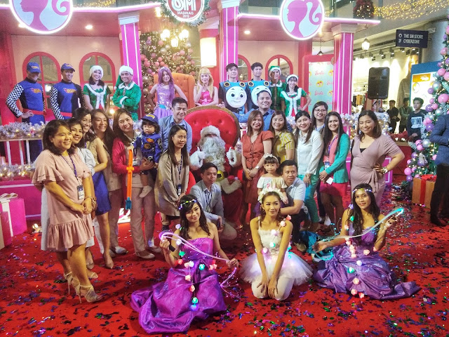 Christmas Toy Adventure at SM City Masinag #SparklingSMallidays