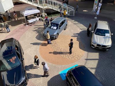 BMW特別展示会