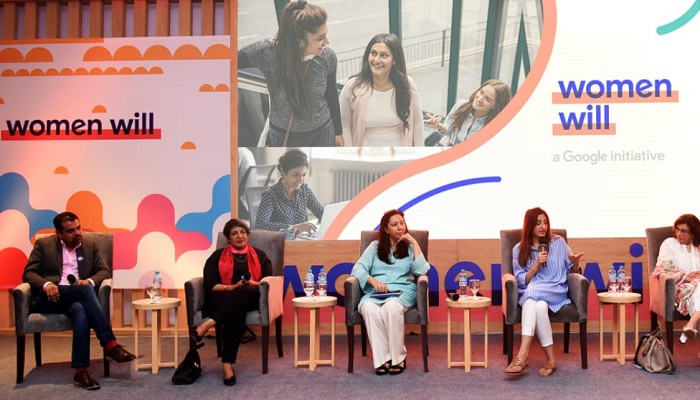 Google Workshop: Pakistani women successful corporate leaders of tomorrow