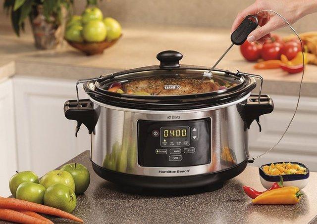 7 อุปกรณ์ครัว - หม้อหุ้งข้าว