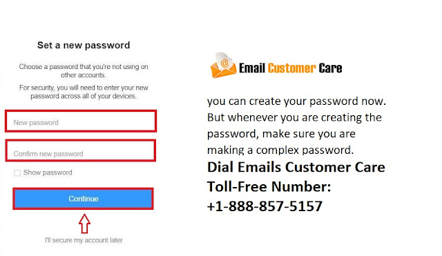 Reset AOL Mail Password