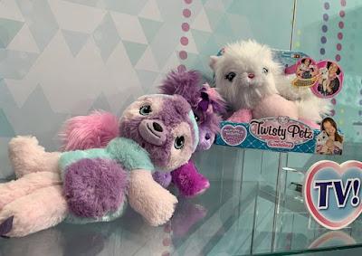 Twisty Petz Cuddlez pets