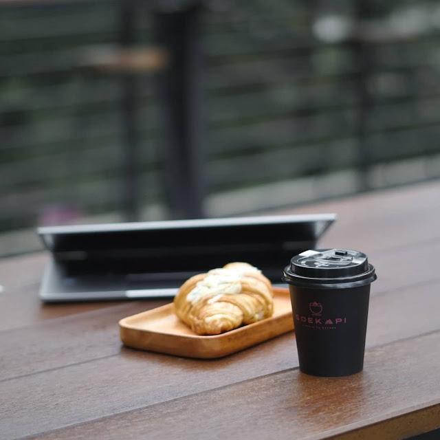 Menu di Soekapi Coffee Shop Bogor