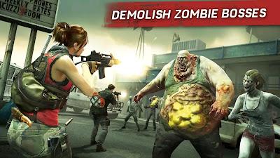 Left to Survive APK MOD TPS Zombie Survival