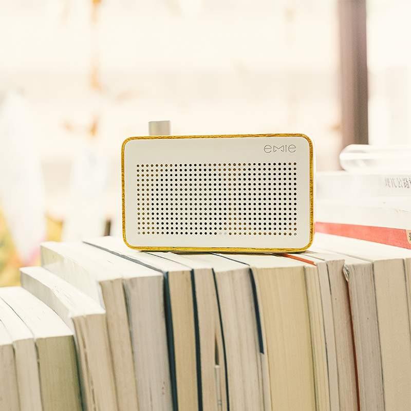 Emie Bluetooth Radio Speaker
