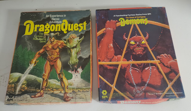 DragonQuest & Demons