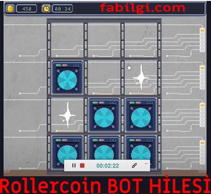Bedava Rollercoin Oto Oynayan Bot Hilesi Para Kazanma 2021