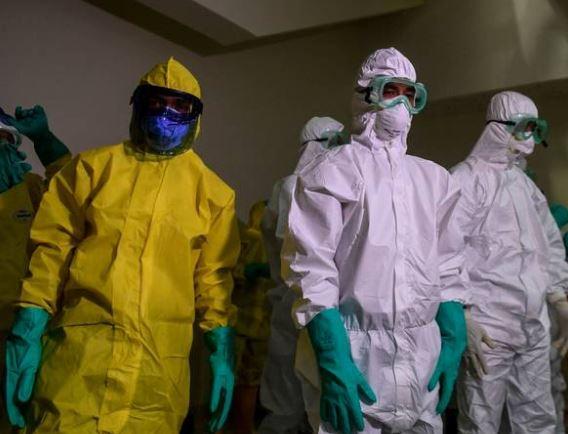 Alert in the world for coronavirus