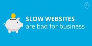 الموقع بطئ ويحتوي على اخطاء برمجية