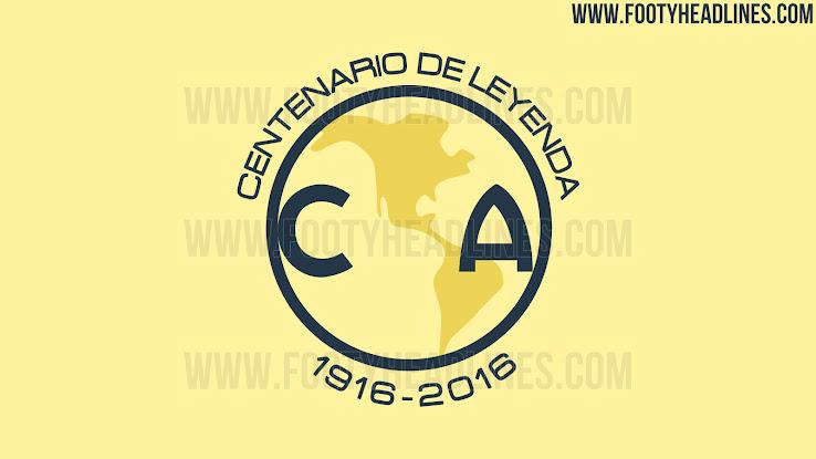 club am rica centenary logo leaked footy headlines rh footyheadlines com logo del america mexico logo del america para dream league soccer