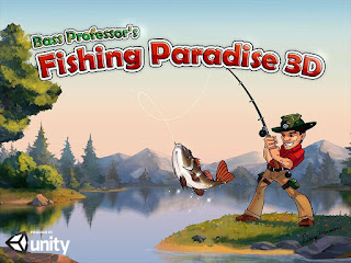 Download Fishing Paradise 3D Free+ For Android