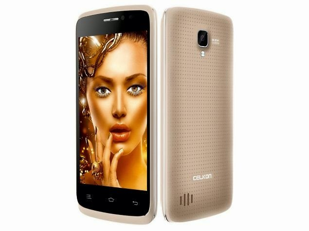 Celkon Campus Q405 with 4-inch display and 3.2 MP camera launched for Rs. 3,199