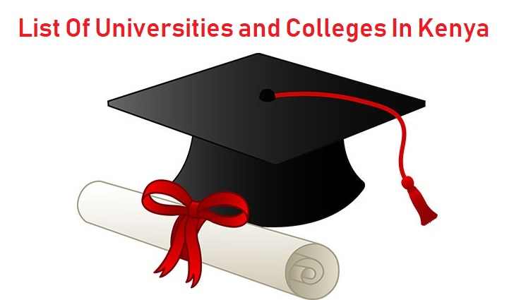 List Of Universities and Colleges In Kenya
