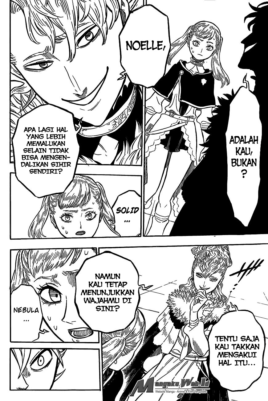 Manga Black Clover Chapter 23 Bahasa Indonesia