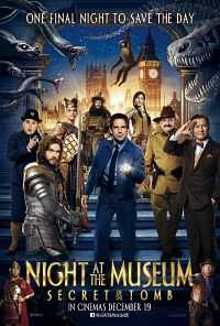 Night At The Museum Secret Of The Tomb (2014) English Movie (Hindi Subtitle) BluRay