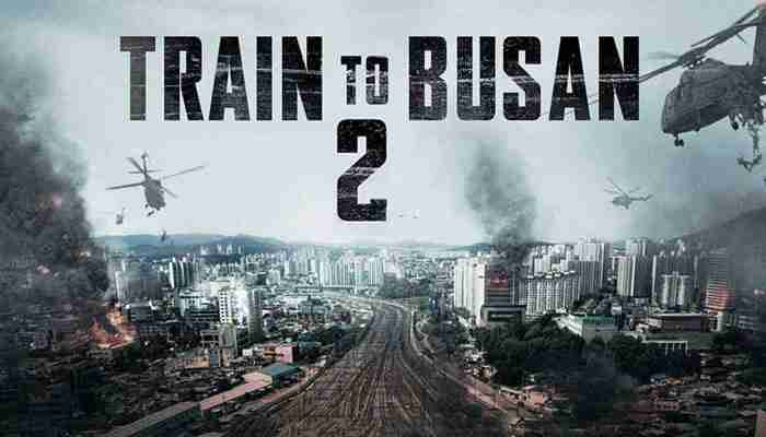 TRAIN TO BUSAN 2: Peninsula Trailer