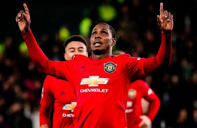 odion ighalo latest manchester united news