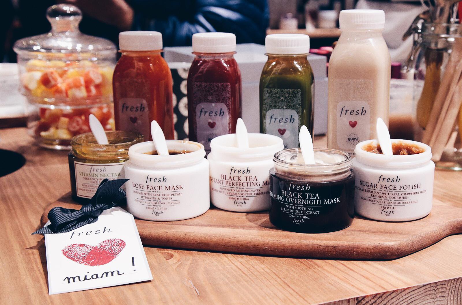 fresh yumi galeries lafayette
