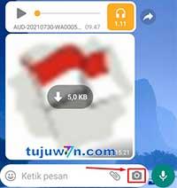 Cara Mengubah Video Menjadi Gif di WhatsApp (WA)