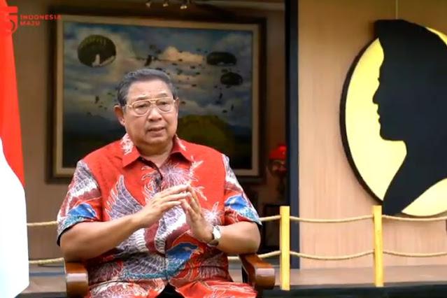 SBY: Pemerintah Harus Sangat Disiplin dan Berani Tunda Proyek Strategis