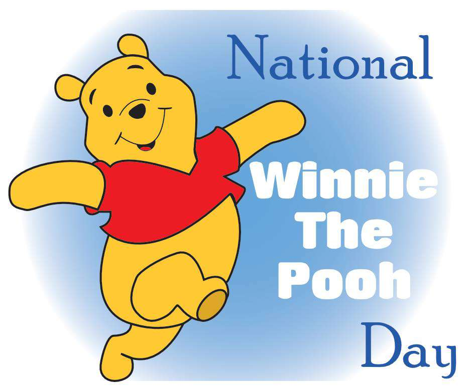 National Winnie the Pooh Day Wishes Images