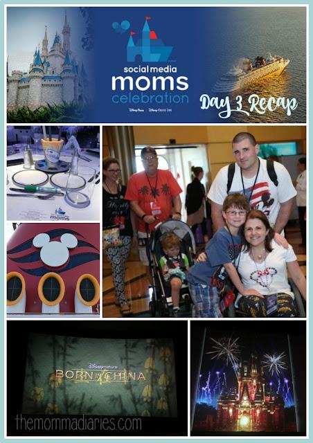 2017 Disney Social Media Moms Celebration: Day 3 Recap, #DisneySMMC
