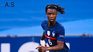 كامافينجا يصبح أصغر لاعب فرنسي دولي منذ عام ١٩١٤