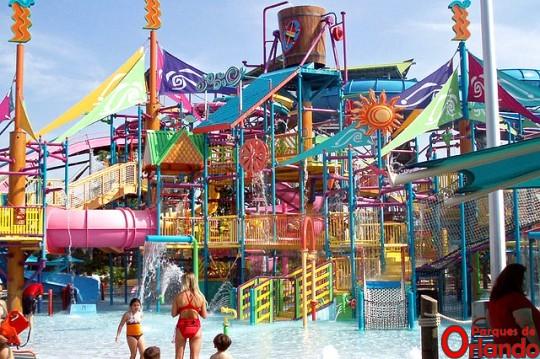Aquatica Orlando Parque Aquático